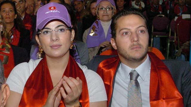Nesrine Ben Ali, ex,femme de Sakher El,Materi, a répondu aux informations  qui se sont propagées sur le net sur le mariage de Sakher El,Materi d\u0027une  femme