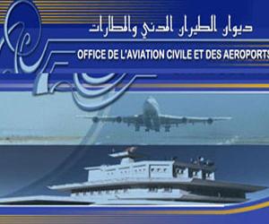 Transport a rien progression du trafic a rien au cours - Office de l aviation civile et des aeroports tunisie ...