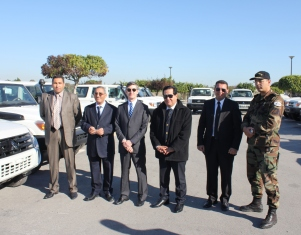Tunisie: Les USA offrent 44 voitures au ministère de l\'Intérieur ...
