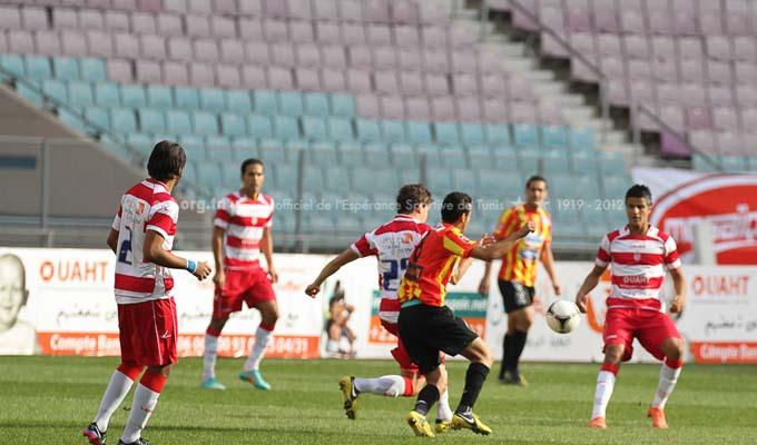 Est Ca Football Championnat Tunisie