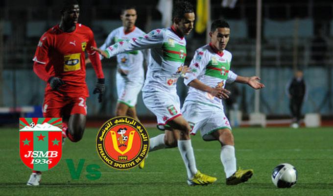 Tunisie - Football - Match en direct: EST- JSMB | Directinfo