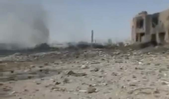 syrie-israel-attaque-bombardement