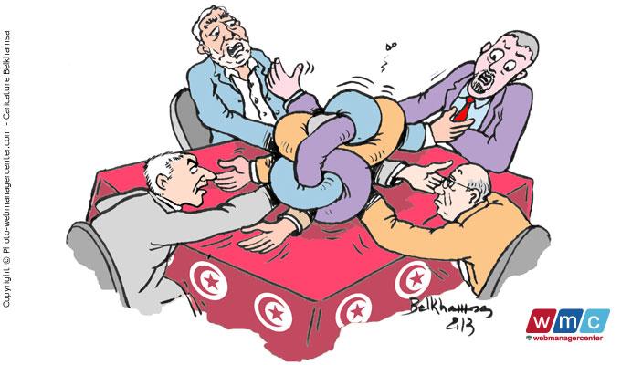 tunisie_directinfo_hebdo_wmc_dessin-caricature-chedly-belkhamsa_tunisie-crise-politique-dialogue-suspendu-jeux-ouverts-perspectives-incertaines