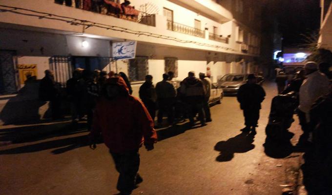 tunisie des individus tentent d 39 incendier le local d 39 ennahdha menzel jmil directinfo. Black Bedroom Furniture Sets. Home Design Ideas