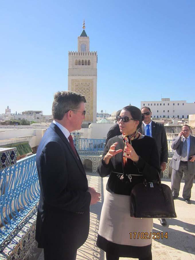 Tunisie tourisme amel karboul guide touristique directinfo - Office du tourisme de tunisie ...