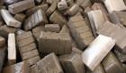 Tunisie : Saisie de 19 plaques de cannabis dans une maison