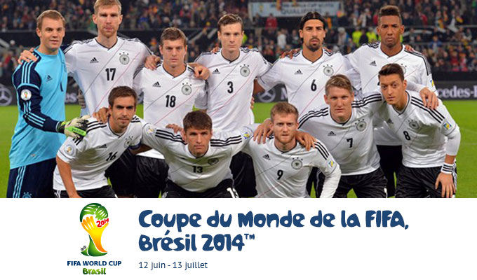 Finale du mondial 2014 allemagne argentine liens streaming directinfo - Equipe argentine coupe du monde 2014 ...