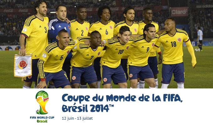 Coupe du monde mondial2014 le prix du fair play d cern la colombie directinfo - Equipe argentine coupe du monde 2014 ...