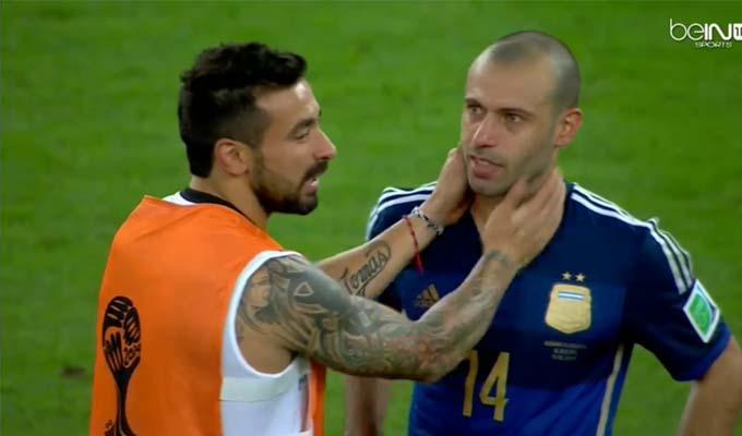 Coupe du monde br sil 2014 la finale en images 1 directinfo - Equipe argentine coupe du monde 2014 ...