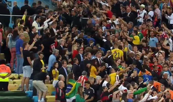 Coupe du monde br sil 2014 la finale en images 3 directinfo - Equipe argentine coupe du monde 2014 ...
