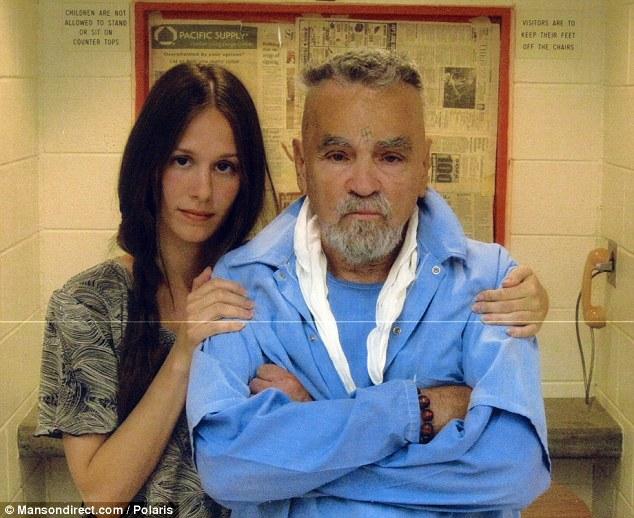 Le célèbre tueur en série Charles Manson va épouser une
