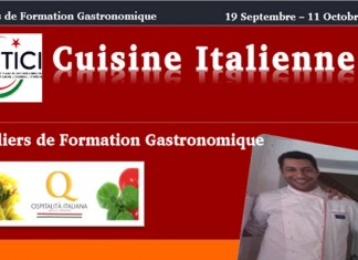 Ctici directinfo for Formation cuisine italienne