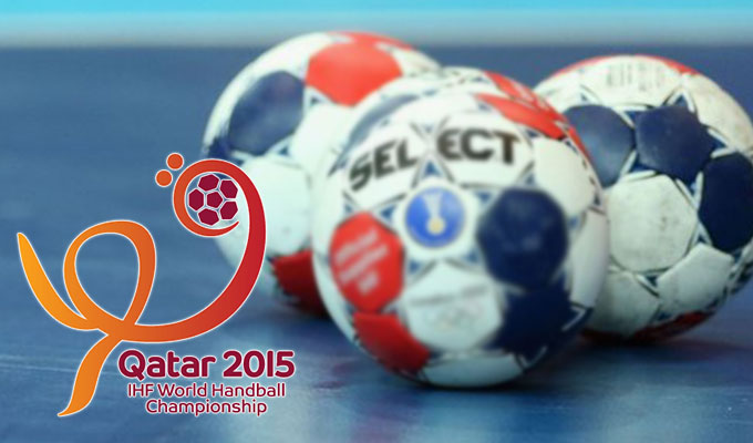 24e championnat du monde de handball qatar 2015 r sultats - Resultat coupe du monde de handball 2015 ...