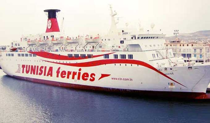 bateau tunisie france