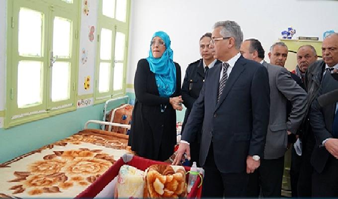 Inauguration du 1er jardin d 39 enfants dans une prison pour femmes en tunisie directinfo - Jardin d enfant en tunisie ...