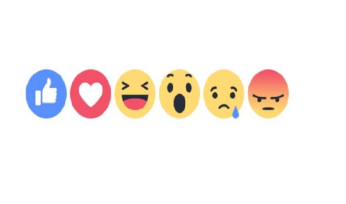 logo facebook emoticone