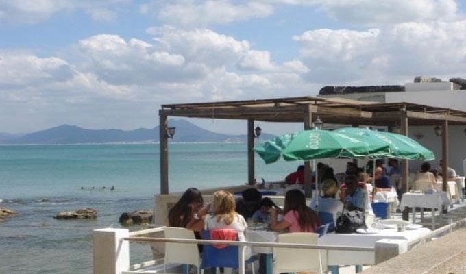Restaurant Carthage Vue Sur Mer