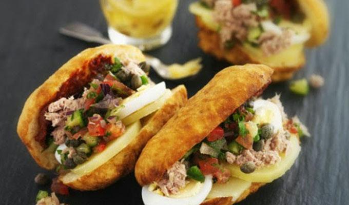 Fricass voici une recette facile et rapide directinfo - Recette de cuisine tunisienne facile et rapide en arabe ...