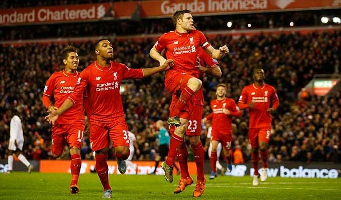 West Ham Liverpool
