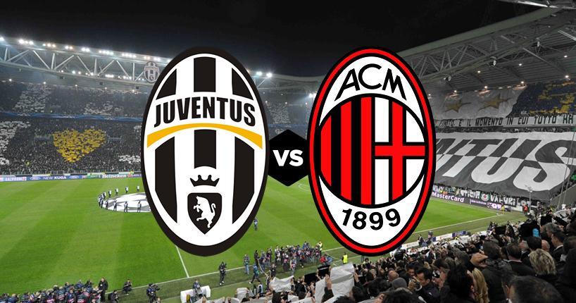 Αποτέλεσμα εικόνας για Italy Serie A Milan - Juventus