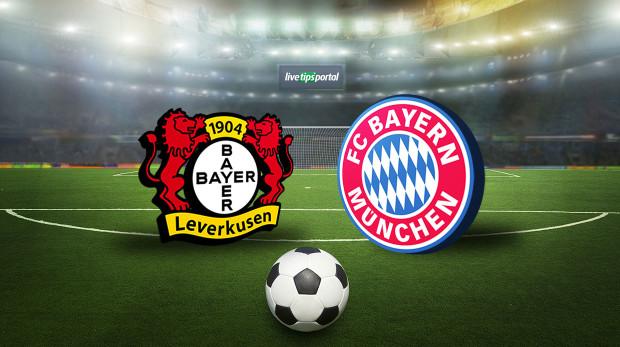 Image result for Bayer Leverkusen vs Bayern Munchen