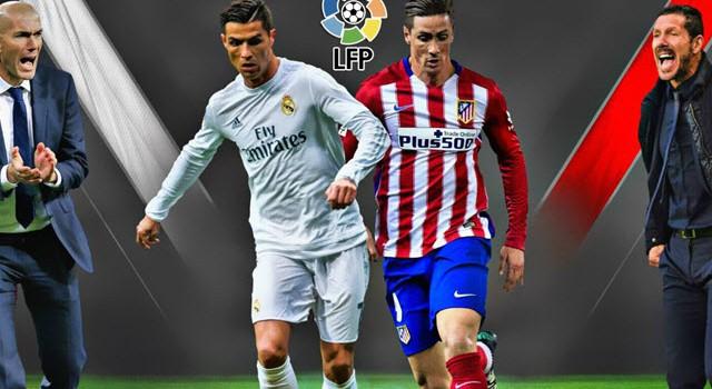 Atlético Madrid Vs Real Madrid: Real Madrid Vs Atlético Madrid : Les Chaînes Qui Diffusent