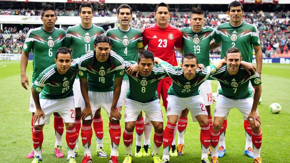 La Colombie peut-elle gagner la coupe du monde ?  Mexique-1