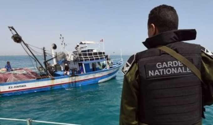 Tunisie: Des migrants bloqués dans la mer au large de Zarzis acceptent volontairement de rentrer dans leur pays