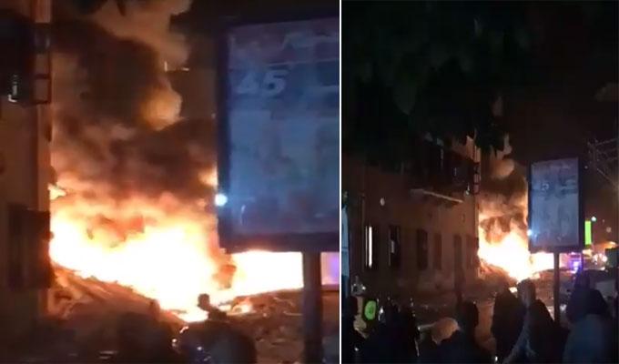Israël: Trois morts et 4 blessés dans une explosion à Tel Aviv