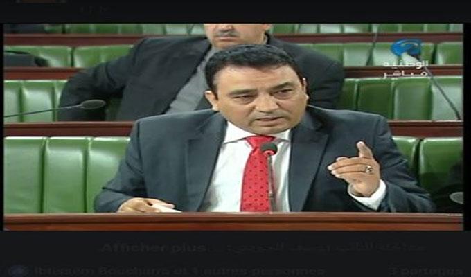 Tunisie le d put youssef jouini pr sente sa d mission - Peut on porter plainte contre un membre de sa famille ...