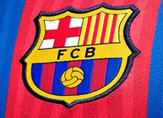 Le logo du Barça