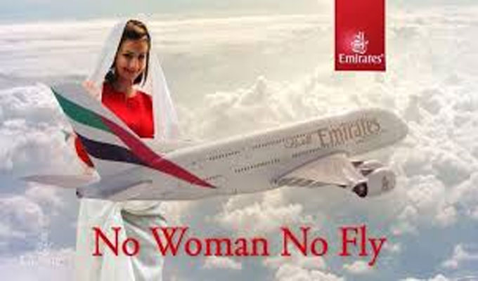 Emirates mange son chapeau — Interdiction des Tunisiennes