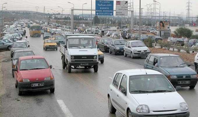 Tunisie – Covid-19: Le MI réserve un passage privé pour les véhicules prioritaires au niveau de tous les points de contrôle