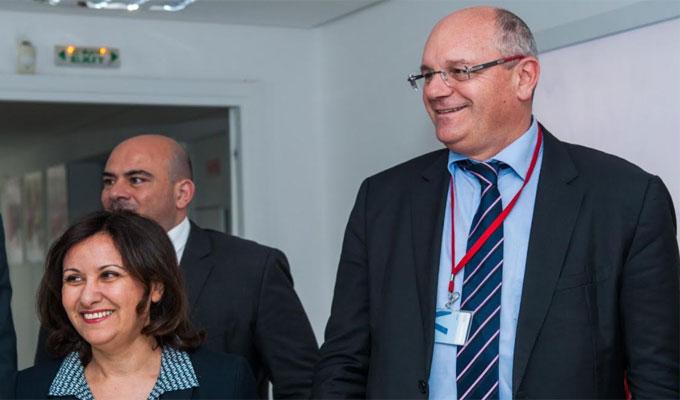 Henkel tunisie c l bre l 39 accord pour le projet for Chambre de commerce tuniso allemande
