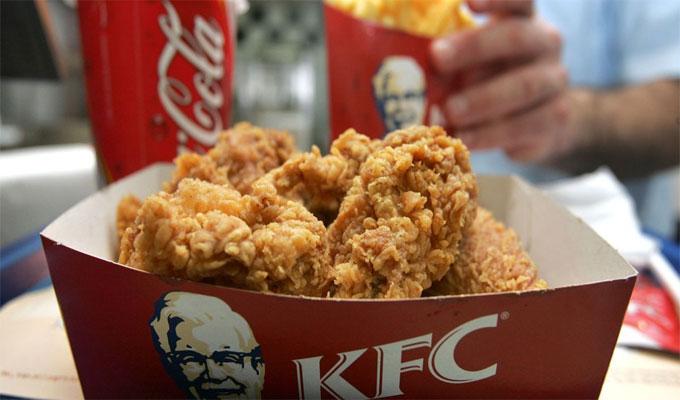 KFC obligé de fermer plusieurs points de vente — Grande-Bretagne