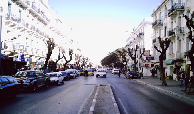 Attaque contre une patrouille de police à Lafayette — Tunisie