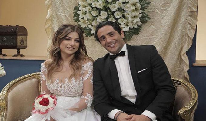 Algérie  Mariage de Rabaa Essefi et Faycel Lahdhiri, photos