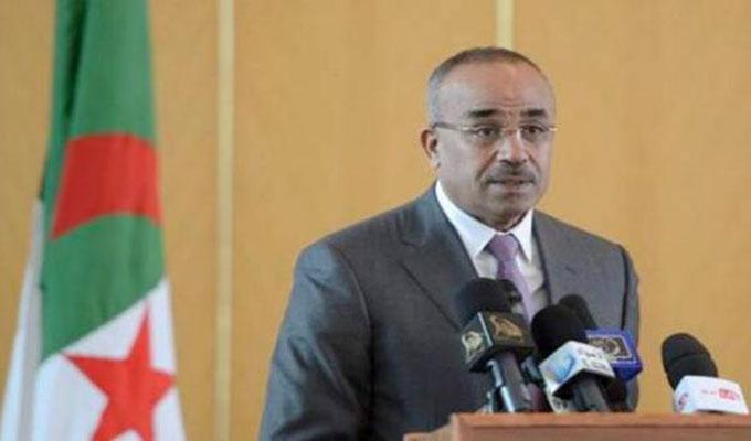 le ministre algrien de lintrieur nouredine bedoui a dclar ce jeudi 12 juillet 2018 lors dune confrence de presse que lalgrie sapprte