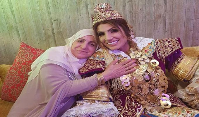 L\u0027artiste tunisienne, Imen Cherif, a partagé des photos sur son compte  Instagram pour annoncer à ses followers son mariage.