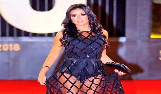 Rania Youssef, l'actrice Égyptienne devant les Juges pour une raison invraisemblable