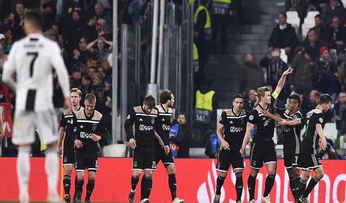 Ajax Juventus Twitter: Juventus Vs Ajax : Comment Regarder Le Match En Direct Et