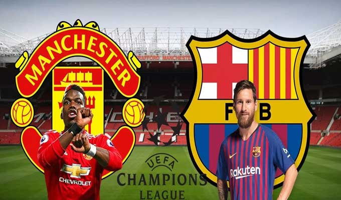 FC Barcelone (barça) Vs Manchester United: Comment
