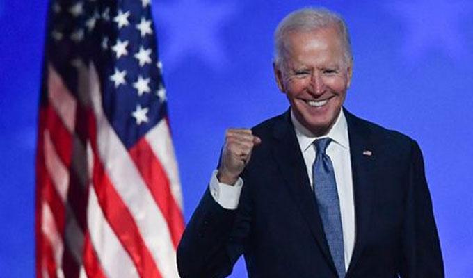 Joe Biden devient le 46ème Président | Directinfo — USA