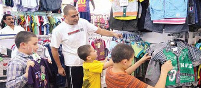 eda32b1d305c3 Tunisie - Aïd  Les prix du prêt-à-porter pour enfants pas très ...