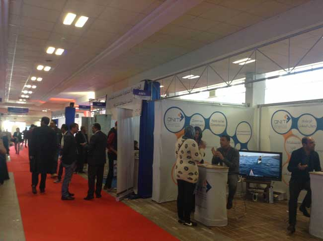 Salon de l 39 entreprise 2015 sfax l 39 entrepreneuriat for Salon creation entreprise