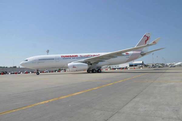 e0ba33c0ca12 Tunisie - Transport aérien  Tunisair prend possession de son nouvel ...