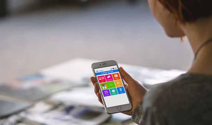 Une application mobile pour promouvoir l 39 emploi des jeunes for Idee emploi independant