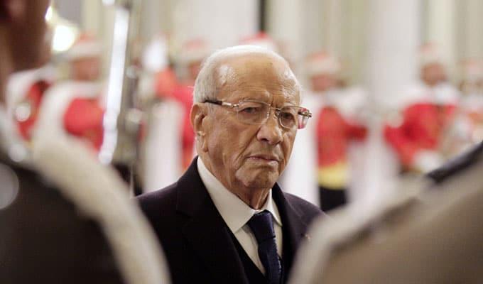 Je ne toucherai pas à la Constitution — Béji Caïd Essebsi