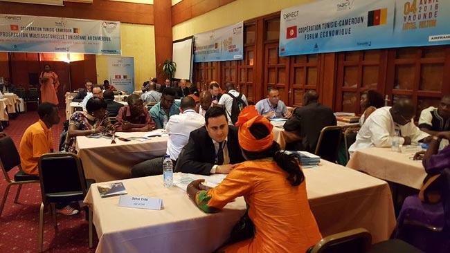 Tunisie afrique les promesses d 39 une mission de for Chambre de commerce tunisienne