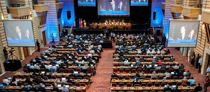 Global Standards Symposium (GSS-16 Tunisia) - WTSA-16: Sécurité, vie privée et confiance dans le secteur des TIC – le contexte de l'ONU